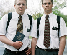 Poll Finds Nine out of Ten Atheists Prefer Mormons over Jehovah Witnesses