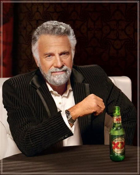 I don't always read the Discord, but when I do I throw up my Dos Equis