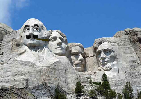 Mount Rushmore: What went Right and Wrong