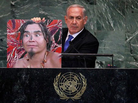 Israel Warns The Ghetto Shaman is Within a Year of Weaponizing the New Age Movement