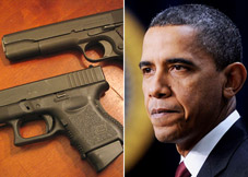 "Obama to Unveil his ""Turn Your Guns into Food Stamps"" Program"