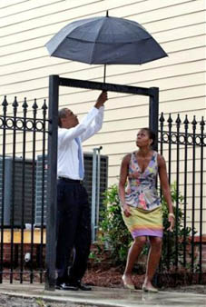The Obama's Version of Mary Poppins Opens on Broadway
