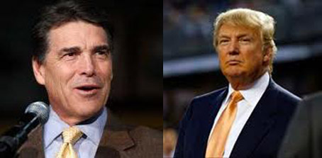 Perry Trump in 2012, Paid for by the committee to re-elect Obama