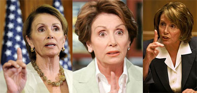 Pelosi's Statements Have Been Consistent!...Well, at least when asked to estimate how many of her neurons are firing