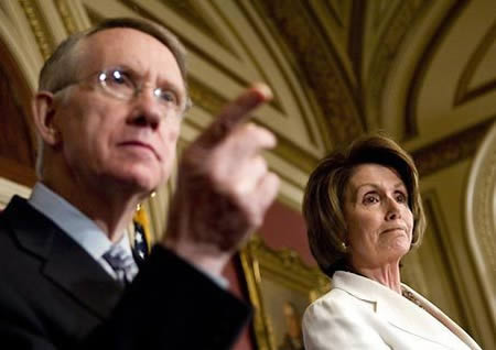 The Next 9-11!!! Reid's Approval Rating 9%, Pelosi's 11%
