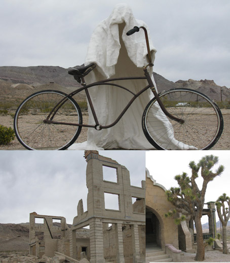 Rhyolite Nevada: A Place that Makes Other Ghost Towns Seem Bustling