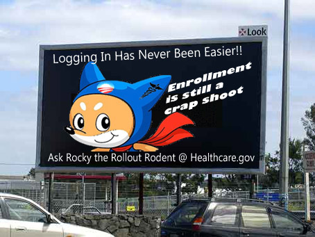 At Final Hour Healthcare.gov Tips Over Virtually Injuring Hundreds, Rocky the Rollout Rodent to send personalized eCards to those eInjured