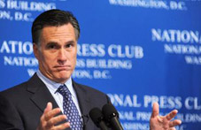 Romney Lowers Expectation for Debates, Election, Bedroom Performance