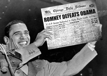 Romney Wins in Alternate Reality!