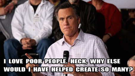 With New Romney Campaign Comes New Approach to the 47%