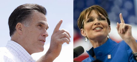 Romney Palin 2012, See? The GOP really hasn't learned a fucking thing.