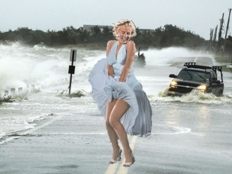 Sandy vs Marilyn
