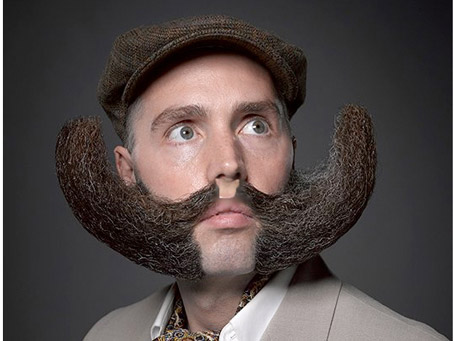 93,000 Liters of Beer are Lost Each Year in Facial Hair in the UK Alone, This new look is now a federal mandate. We can't afford to leave this one to state discretion!