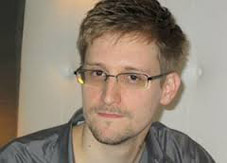 Snowden Killed By Meteorite
