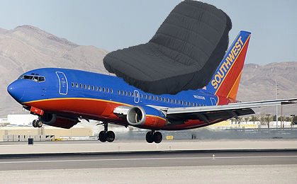 Southwest to Accommodate Kevin Smith