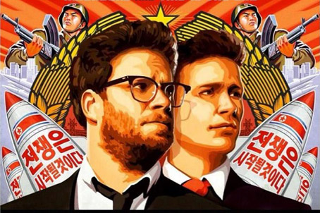 "Rogen and Franco Sent to N. Korea to Explain ""Misunderstanding"""