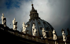 Pope Accused of Spying on God