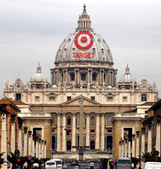 Vatican Bought By Target