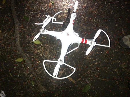 "White House Lawn Drone ""Acted on Own"""