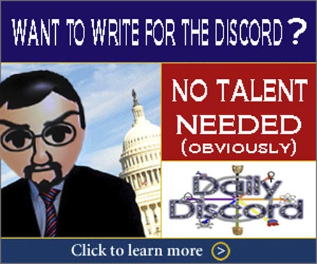 Write for the Discord