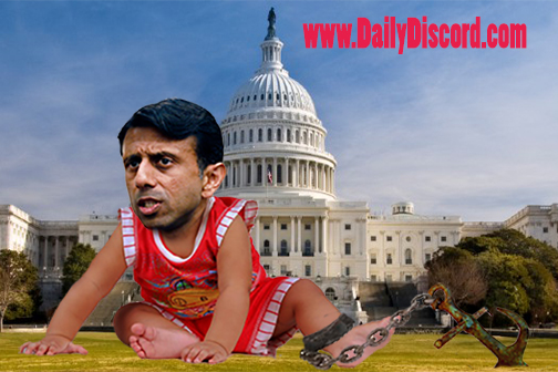 bobby Jindal is an anchor baby
