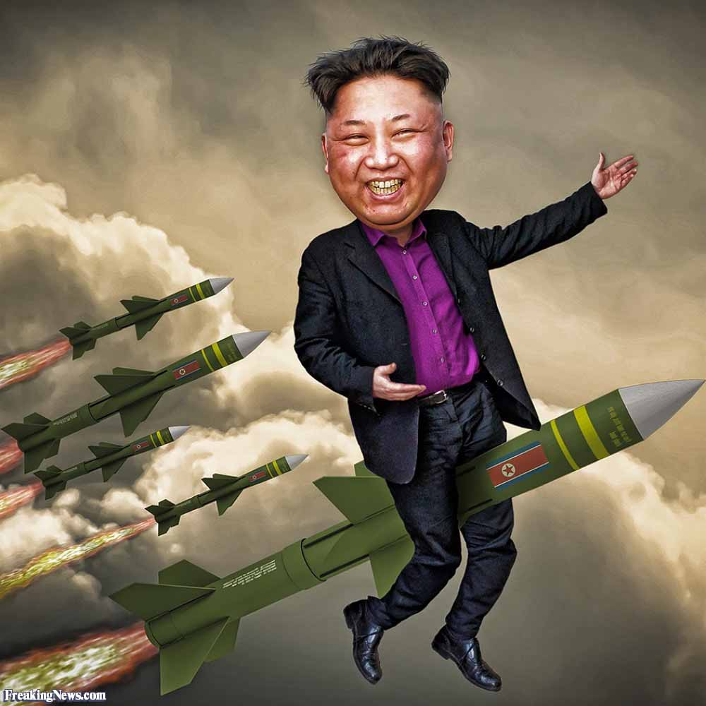 Kim-Jong-UN-Riding-on-a-Rocket-122772